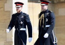 Prince William and Harry are set to be
