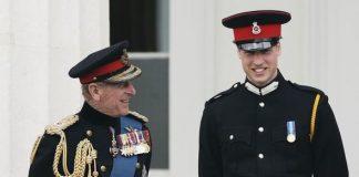 Prince William news Prince Philip latest royal