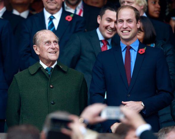 Prince William news Prince Philip latest news