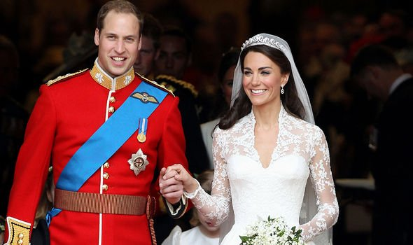 Prince William news: William and Kate married in April 2011