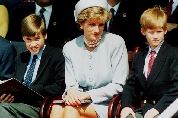 Princes William and Harry are said to be reuniting to unveil a statue of their late mother