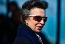 Princess Anne makes first royal visit since Philip's death