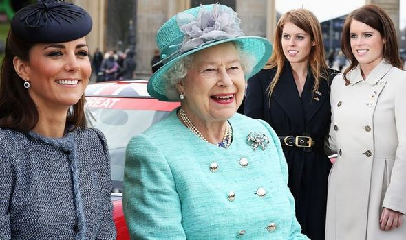 Princess Eugenie: She and Princess Beatrice felt 'snubbed' by Kate Middleton