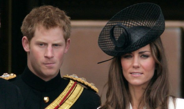 Royal Family: Harry and Kate were known to have had a good relationship