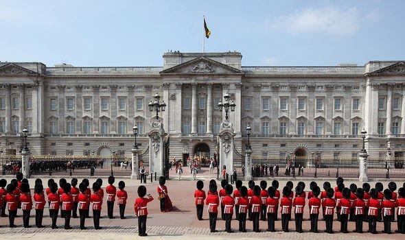 Royal Family news: Buckingham Palace