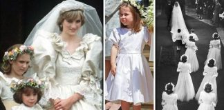 Royal bridesmaids dresses: Style has changed through the years - but they must be white