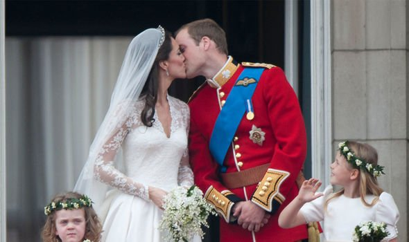Royal wedding: The pair's ten-year wedding anniversary is fast-approaching