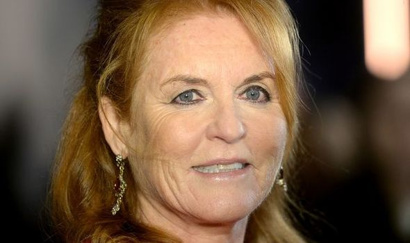 Sarah Ferguson unlikely to attend Philip's funeral