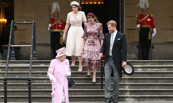 Slimming down: Some senior royals are said to be keen on slimming down The Firm