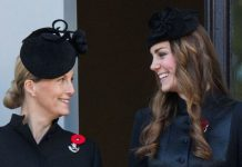 Sophie Wessex Kate Middleton