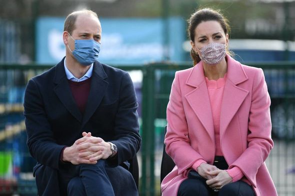 The Duke and Duchess of Cambridge will travel to the funeral separately