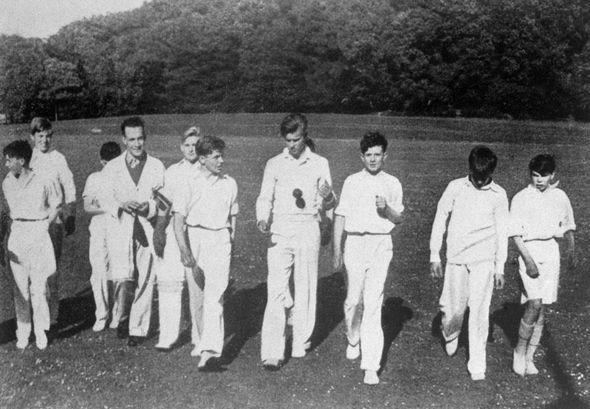 Prince Philip cricket