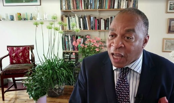 Wesley Kerr: The royal commentator suggested Grace didn't want to be there