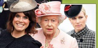 Zara Tindall v Princess Eugenie