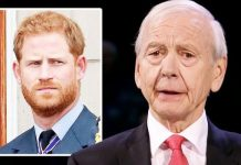 john humphrys prince harry mastermind royal family