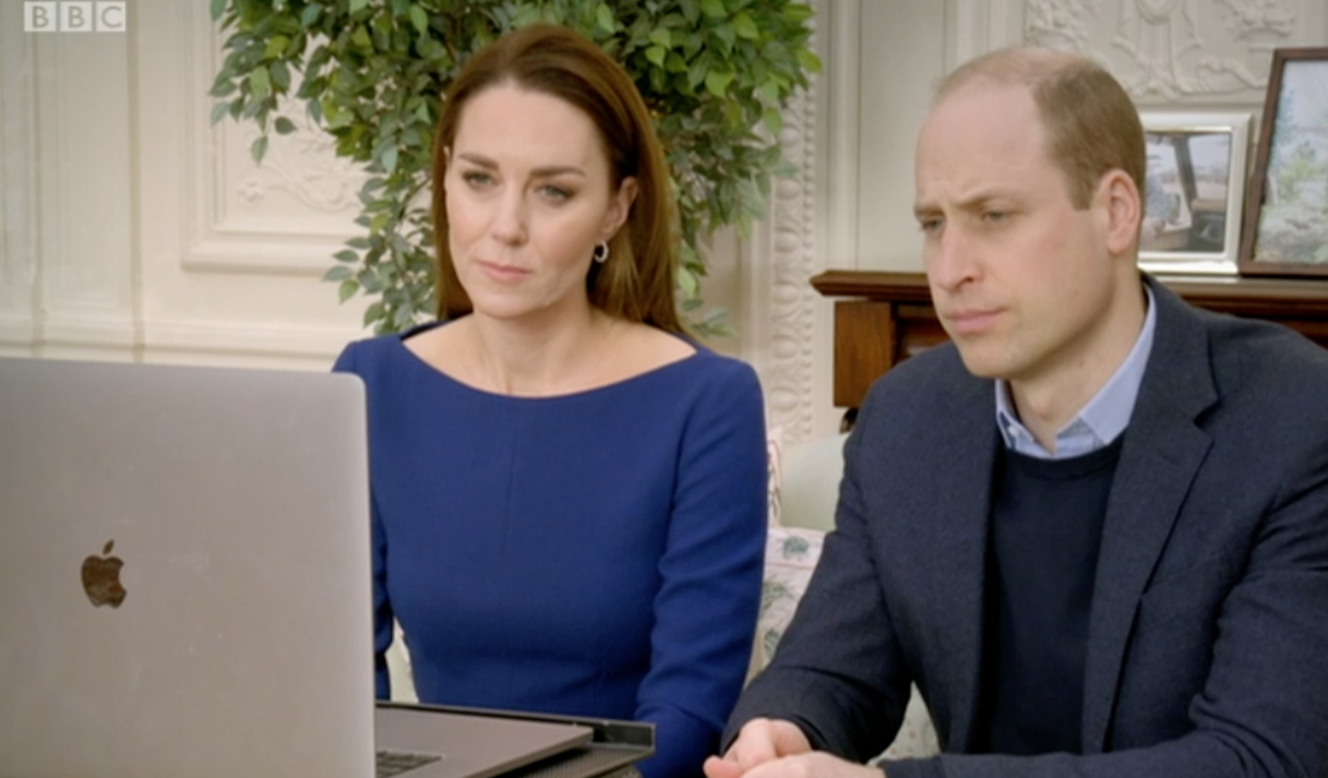 kate and prince william in norfolk