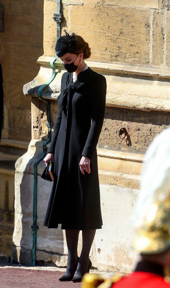 kate middleton news prince philip funeral