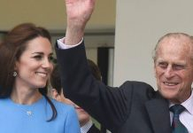 kate middleton news prince william anniversary prince philip queen relationship royal news