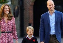 kate middleton prince william prince george diana