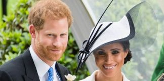 meghan markle prince harry wreath prince philip funeral flowers royal family news
