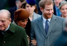 meghan markle prince philip latest princess diana