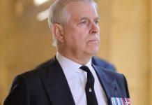 prince andrew duke york body language royal family