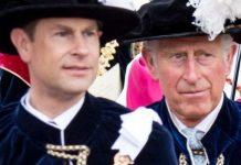 prince charles duke edinburgh title prince edward