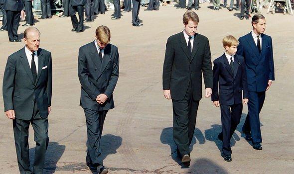 prince charles funeral