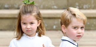 prince george news princess charlotte louis philip