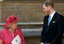 prince harry news queen elizabeth ii prince philip