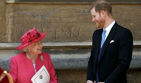 prince harry news queen elizabeth ii prince philip