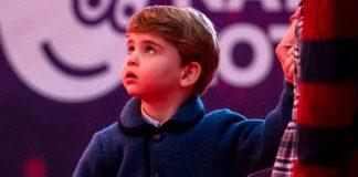 prince louis birthday news kate middleton royal