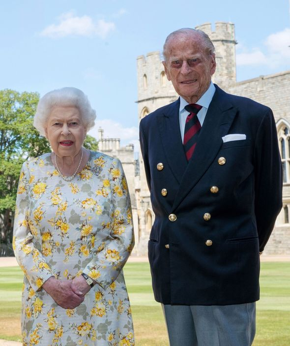 prince philip queen