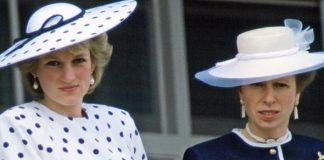 princess anne princess diana relationship royal
