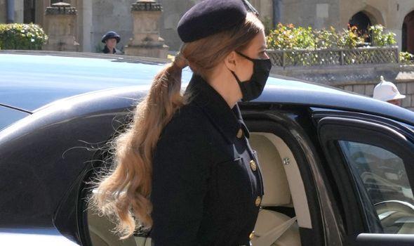 princess beatrice news beatrice hair style fashion