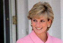 princess diana news london earls court flat
