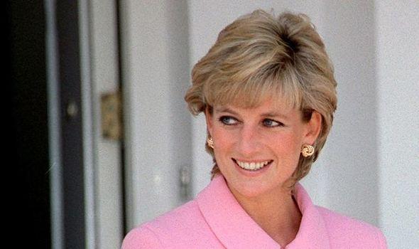 princess diana news london earls court flat