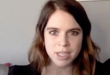 princess eugenie news video eugenie york charity anti slavery collective royal news