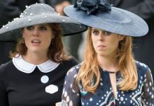princess eugenie princess beatrice kate middleton