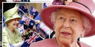 queen elizabeth ii australia