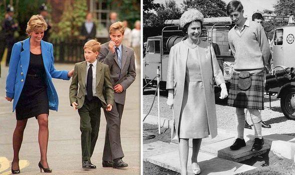 Royal education