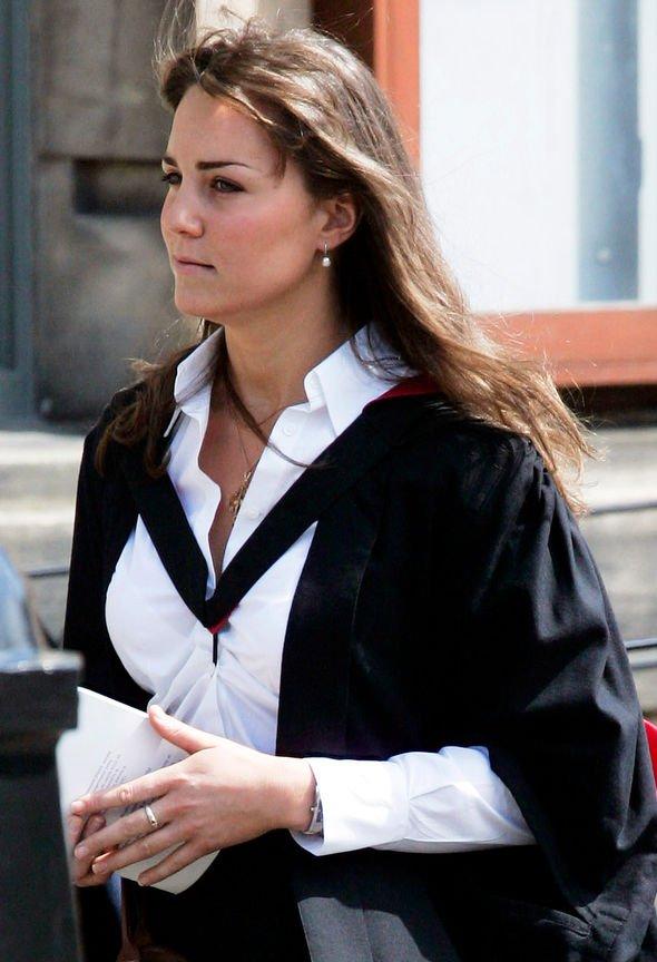 Royal education: Kate Middleton