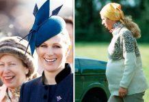 Princess Anne declared pregnancy 'occupational hazard' weeks before Zara's birth(Image: Getty)