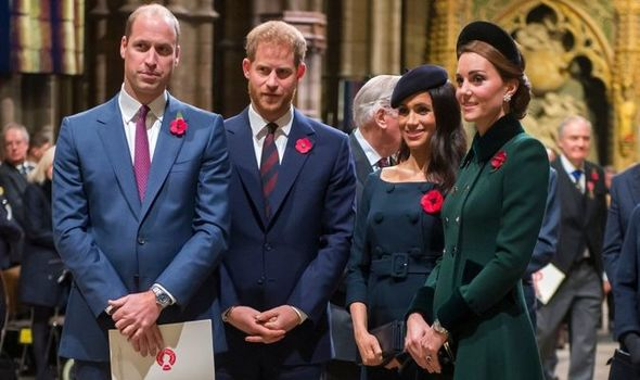 Prince Harry and Kate Middleton were best friend befor 'megxit'(Image: GETTY IMAGES)