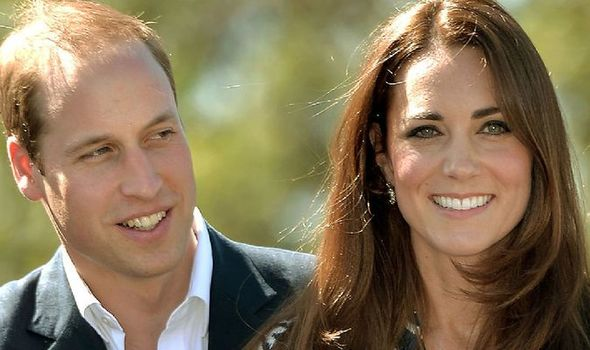 Duke and Duchess of Cambridge(Image: Getty)