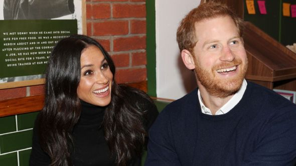 Meghan Markle and Prince Harry(Image: Getty)