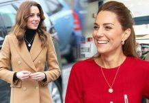 Kate Middleton: She has an enviable jewellery collection (Image: GETTY)