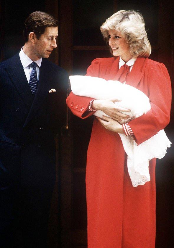 Kate Middleton: Princess Diana style Charles