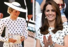 Kate Middleton: Princess Diana style outfits
