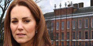 Kate Middleton and Kensington Palace